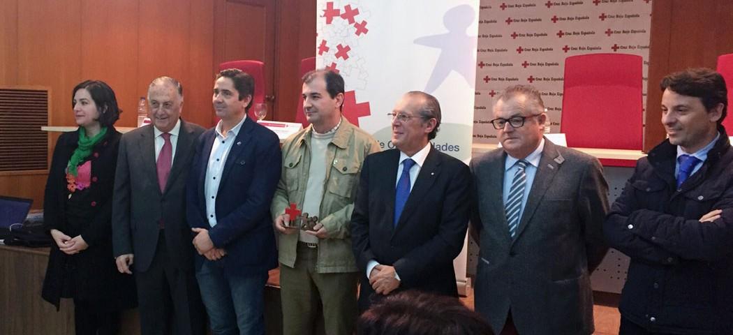 Cuna de Platero recibe el reconocimiento de Cruz Roja por el apoyo a proyectos de inserción socio-laboral