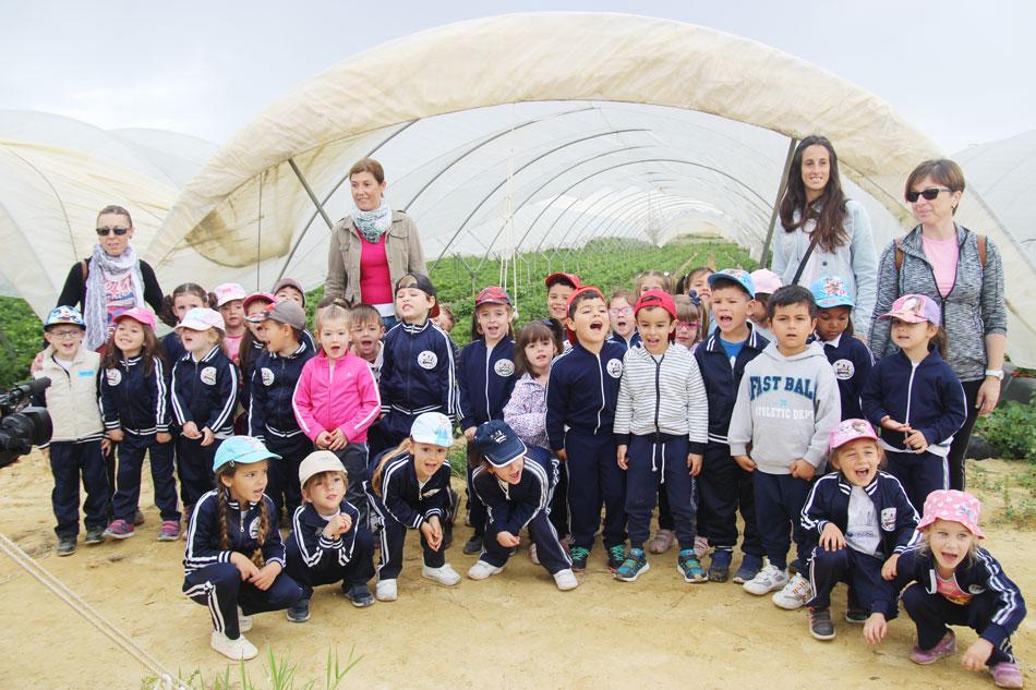 la Escuela Infantil Las Salinas en Cuna de Platero