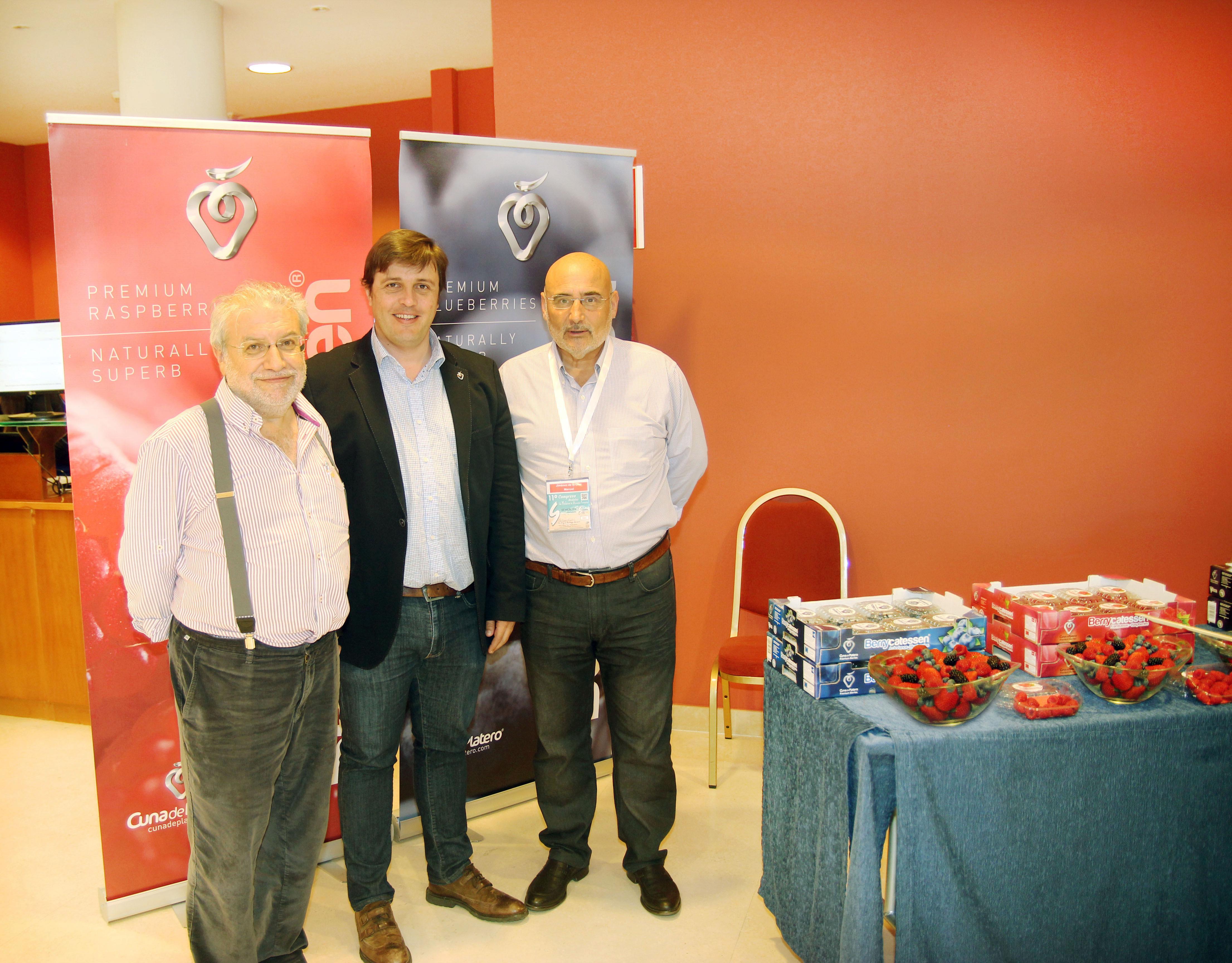 Cuna de Platero divulga propiedades saludables entre los medicos andaluces