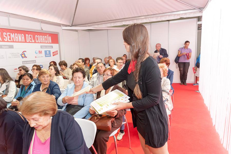 Cuna de Platero colabora con la Fundación Española del Corazón en los actos del 'Mes del Corazón'