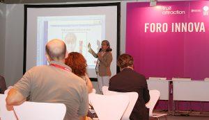 Ponencia de la Dra. Petra Sanz en el Foro Innova