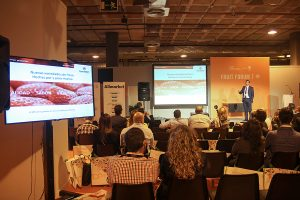 Ponencia de Juan Bañez en Fruit Forum