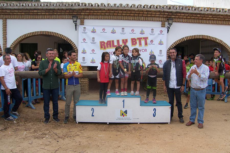Cuna de Platero fortalece su compromiso con los hábitos de vida saludables con el patrocinio del IV Rally BTT Coto de Montemayor
