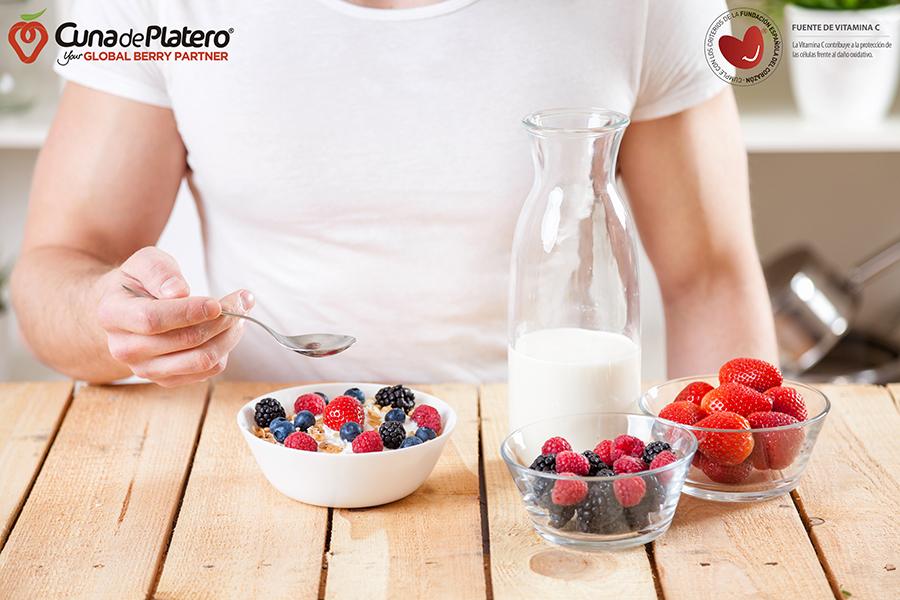 ¿Qué significa que las berries de Cuna de Platero estén reconocidas por la FEC? Son cardiosaludables