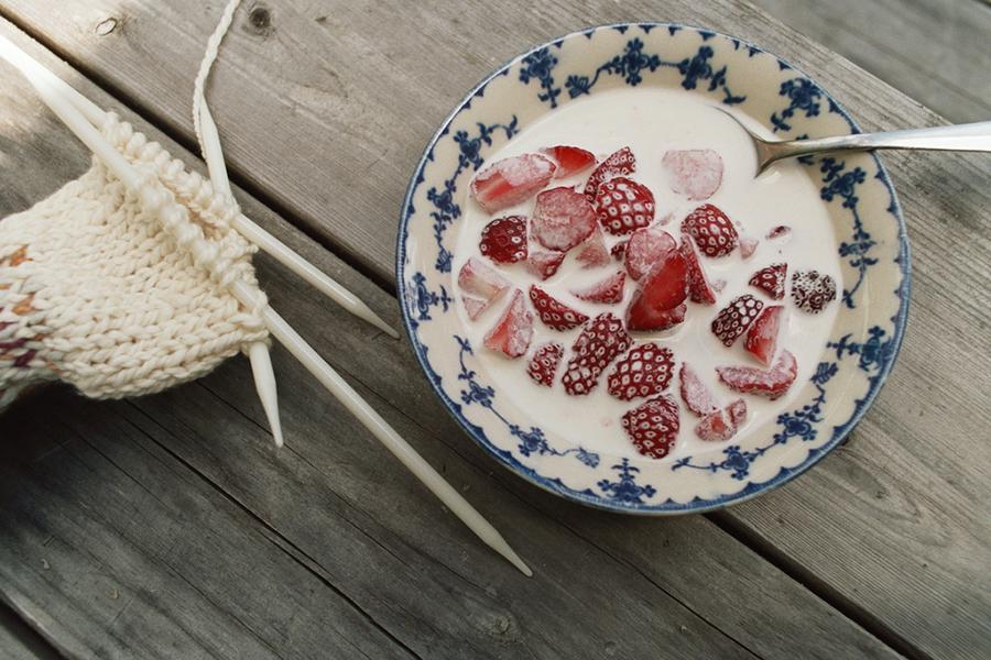 ¿Quieres comer más saludable tras las fiestas navideñas? Elige a las fresas