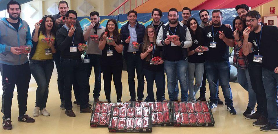 """La cooperativa participa en el encuentro de la """"Erasmus Student Network"""", una de las mayores asociaciones interdisciplinares de Europa"""