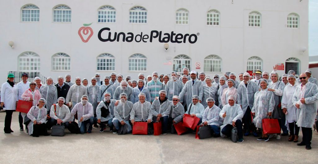 Cuna de Platero recibe la visita de 150 autoridades de 20 países de Iberoamérica