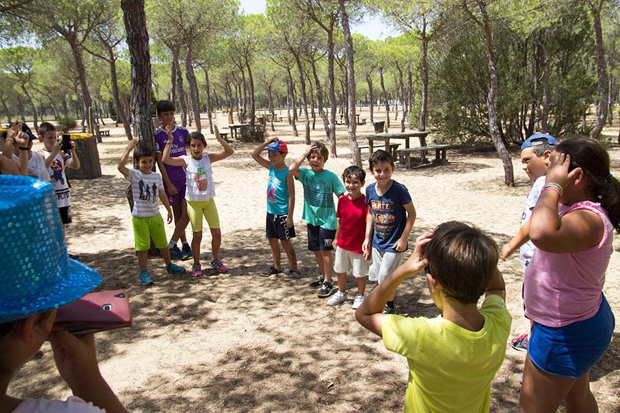 Cuna de Platero cierra el primer turno del Campamento enseñando habilidades sociales y una visita a DoñanaCuna de Platero cierra el primer turno del Campamento enseñando habilidades sociales y una visita a Doñana