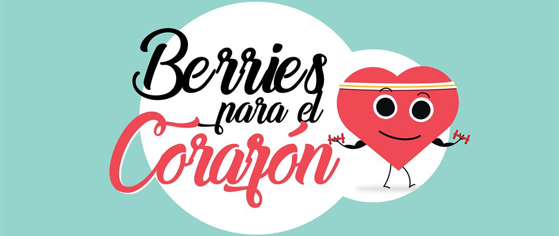 Cuna de Platero participa en la 'Semana del Corazón' difundiendo información saludable sobre berries