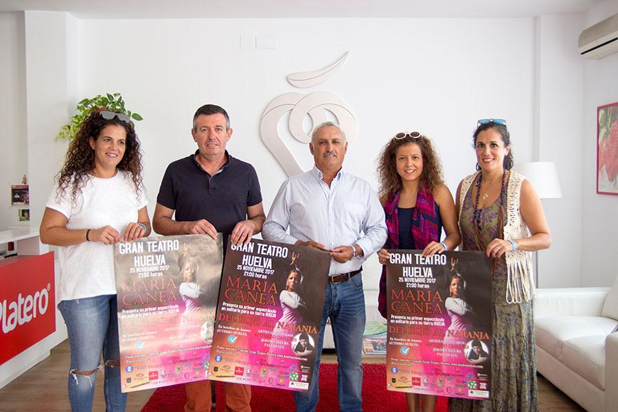 Cuna de Platero colabora con Ánsares en un espectáculo solidario para dar visibilidad al autismo