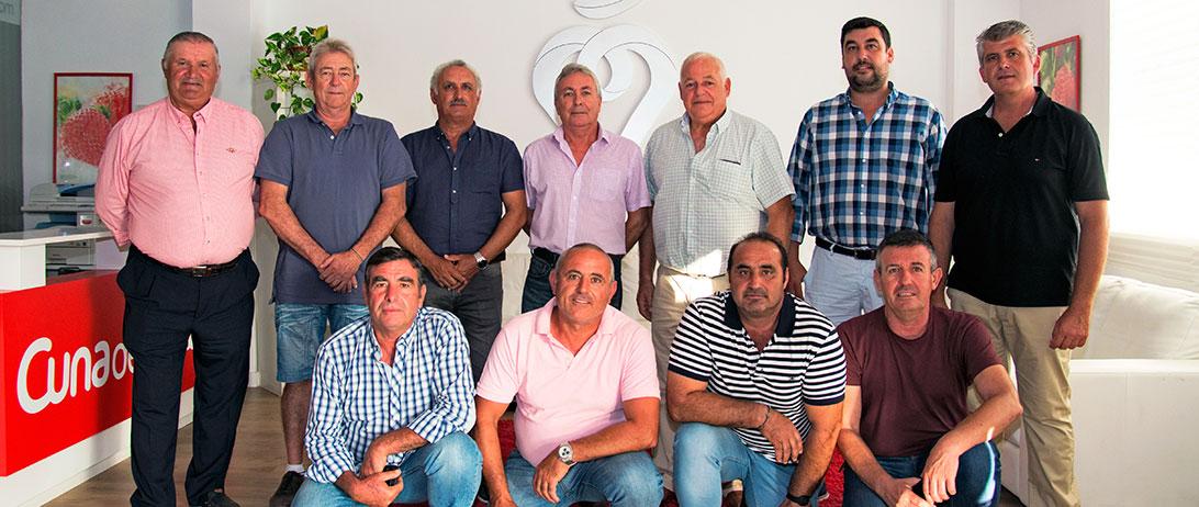 Cuna de Platero celebra elecciones a su Consejo Rector con la reelección de José Manuel Márquez como presidente