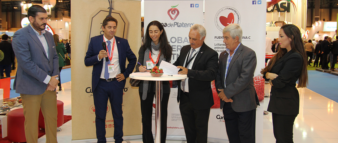 Cuna de Platero renueva su compromiso con la Fundación Española del Corazón y la salud