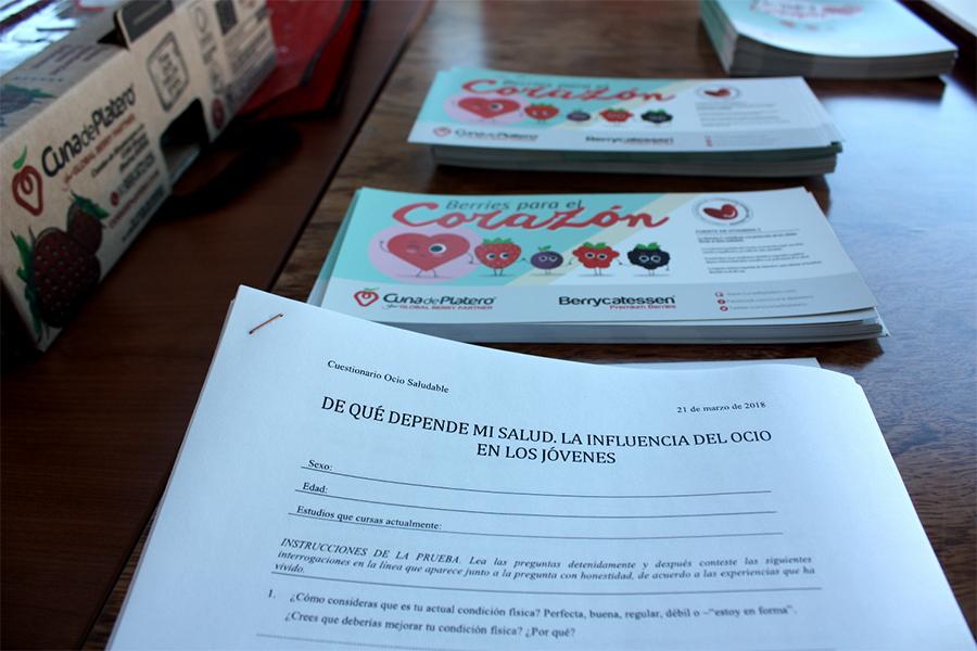 Cuna de Platero participa en las I Jornadas Internacionales de Promoción del Ocio Saludable de la UHU