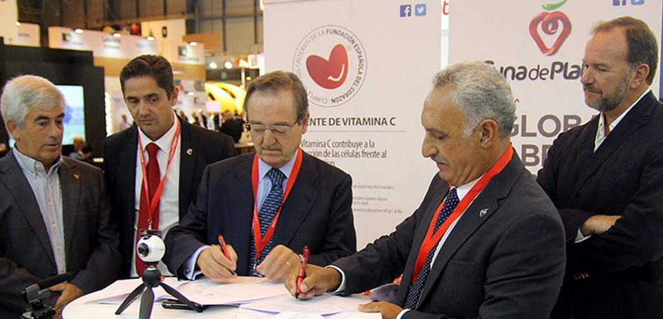 Reconocen al Programa de Alimentación y Salud de la Fundación Española del Corazón al que pertenece Cuna de Platero