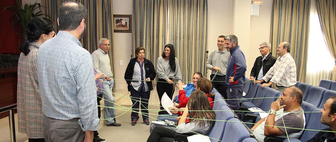 Cuna de Platero imparte más de 6.000 horas de formación a sus profesionales para desarrollar sus competencias