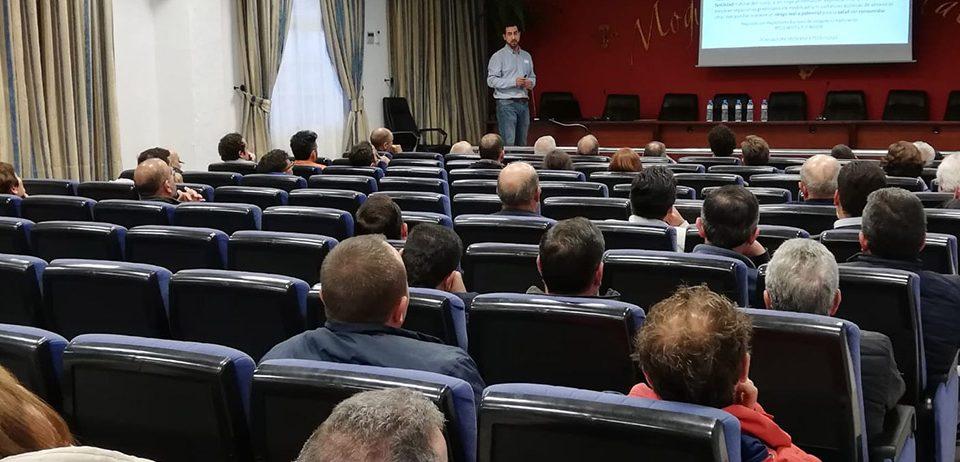 Cuna de Platero organiza unas jornadas técnicas de divulgación para sus socios