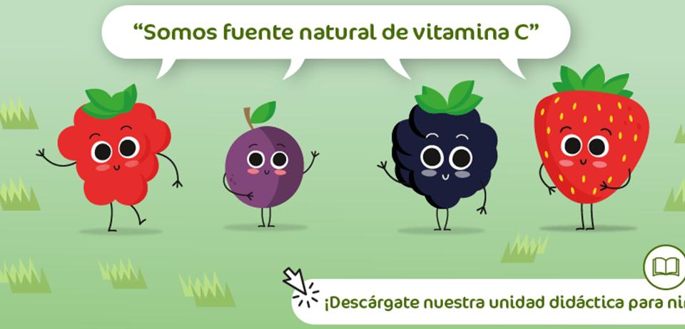 """Cuna de Platero lanza """"Cuídate con frutos rojos"""" para divulgar sus propiedades saludables y potenciar su consumo"""