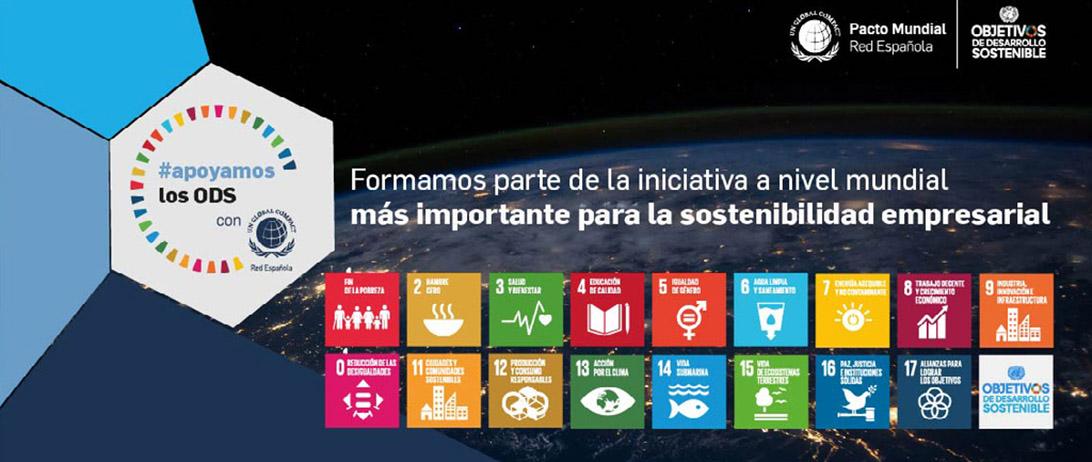 Cuna de Platero se suma a la campaña #apoyamoslosODS promovida por la Red Española del Pacto Mundial