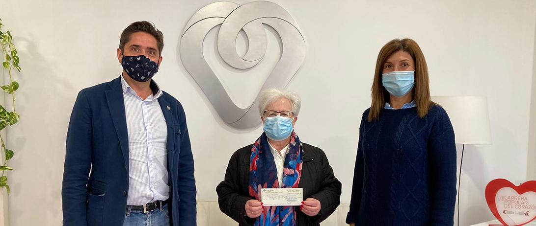 Cuna de Platero renueva su colaboración con Afame y su programa de atención integral a personas con Alzheimer